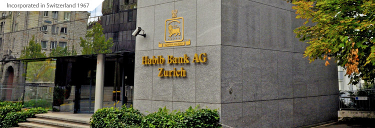 Habib Bank AG Zurich - Group
